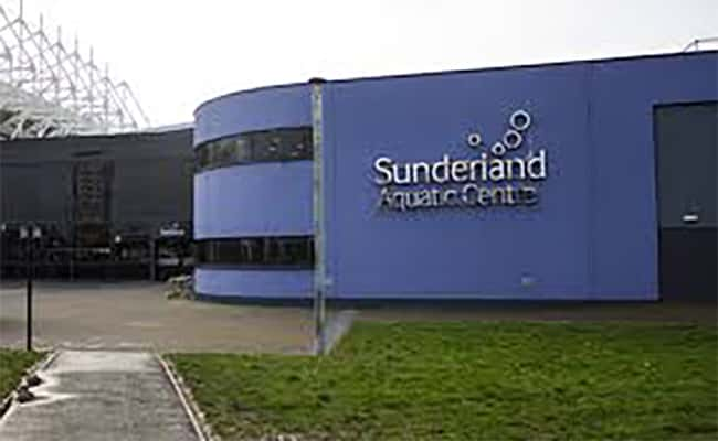 Photo: Sunderland Aquatic Centre/Graham Hall/Sunderland Armed Forces Network.