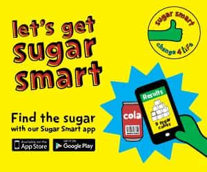 New app launched to help parents see how much sugar there is in food and drinks