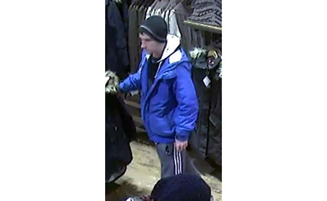 CCTV appeal after theft from Fat Face in Newcastle