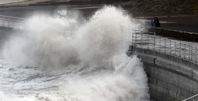 Teen dies after being swept to sea in Cullercoats