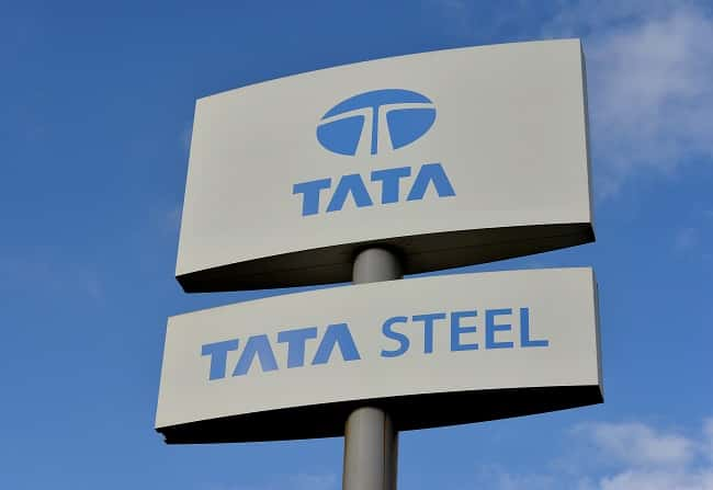 Tata is expected to announce around 1,000 job cuts at plants including Port Talbot and Llanwern in south Wales. See PA story INDUSTRY Steel./Photo by: Anna Gowthorpe/PA Wire