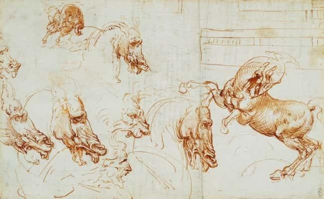 Review: Leonardo Da Vinci 10 Drawings at Laing Art Gallery