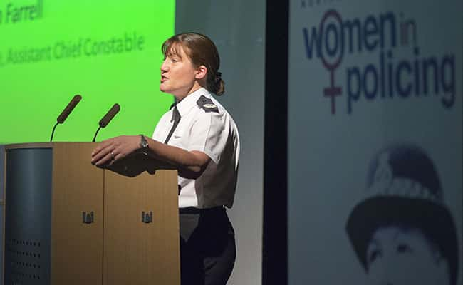 Northumbria Police launch own association of women in policing