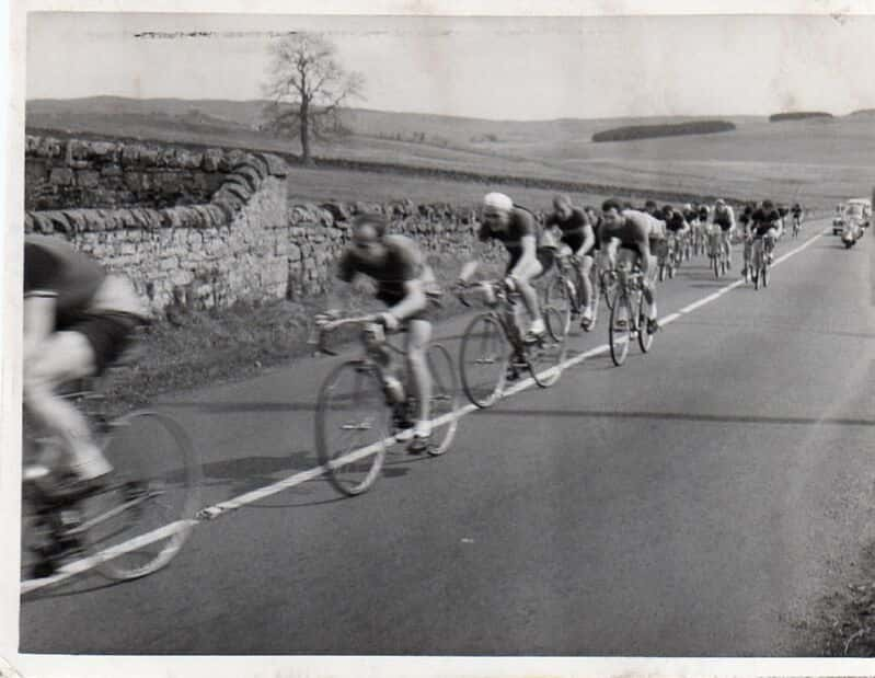 Photo: Sunderland Clarion CC bike ride.