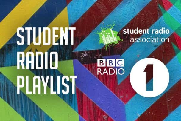 Press Image :  Student Radio Playlist logo
