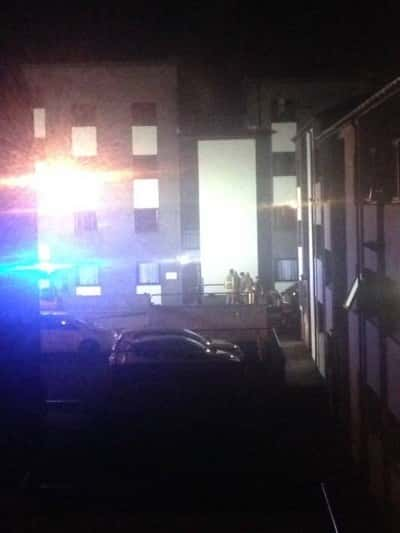 Students relocated after fire at Sunderland student accommodation put out