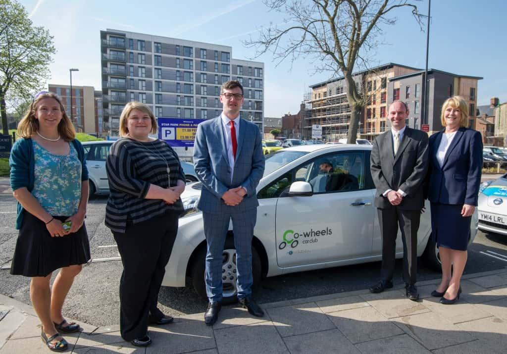 Wearsiders can hire cars anytime after new eco-friendly car scheme launches in Sunderland