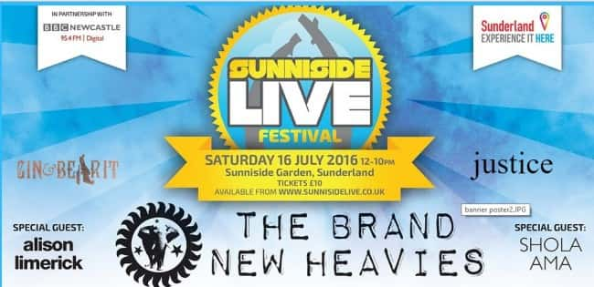 Want the chance to perform at Sunniside Live?