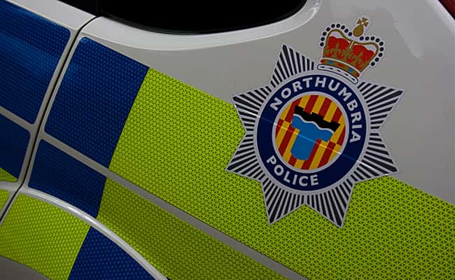 Police investigate criminal damage in troubled Sunderland area