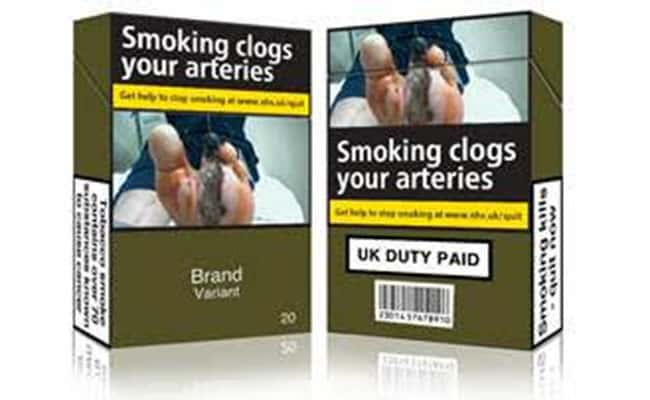 New cigarette packaging aims to stop kids from smoking