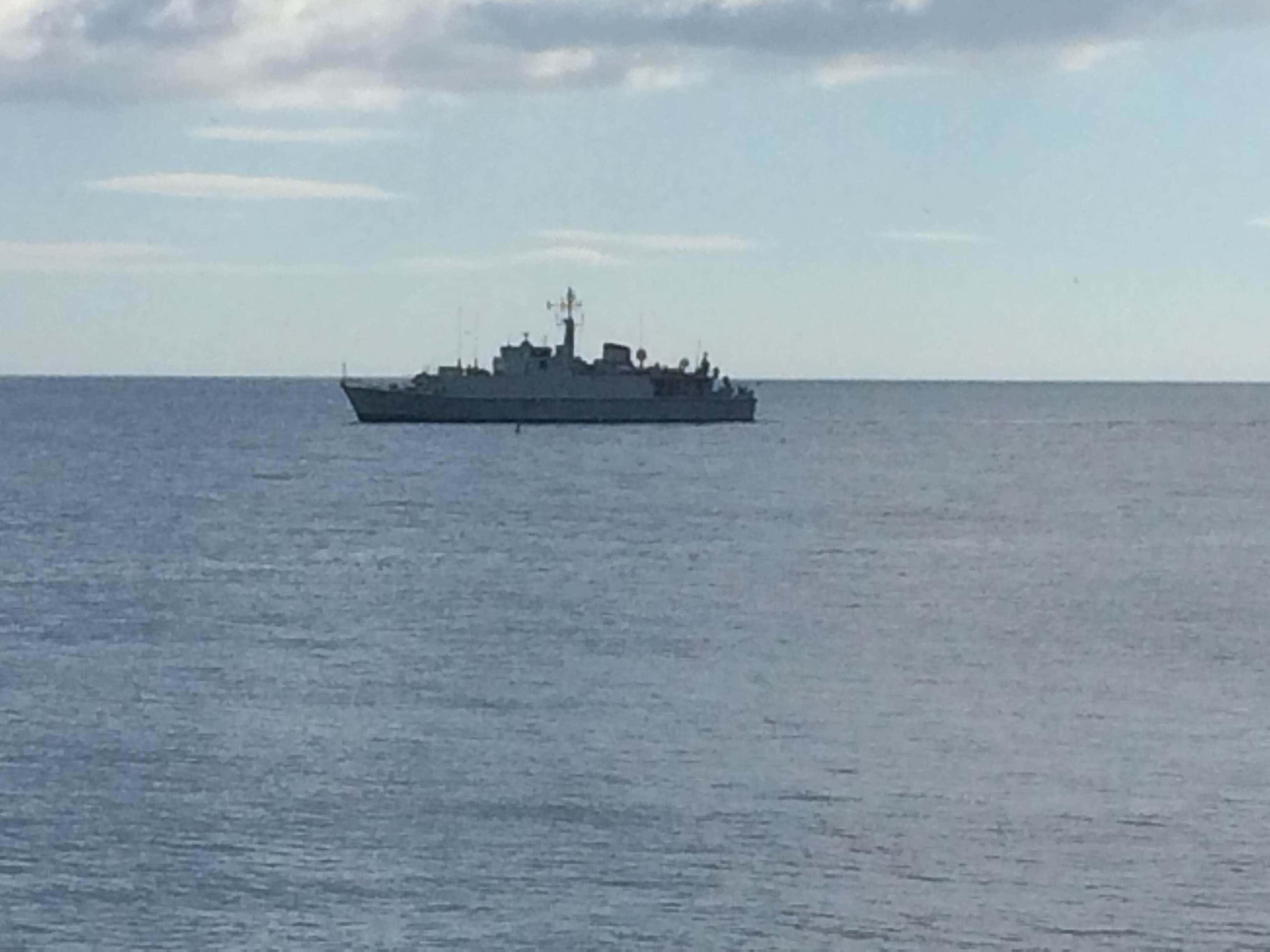 WATCH: WWI torpedo explosion off Sunderland's Roker Pier