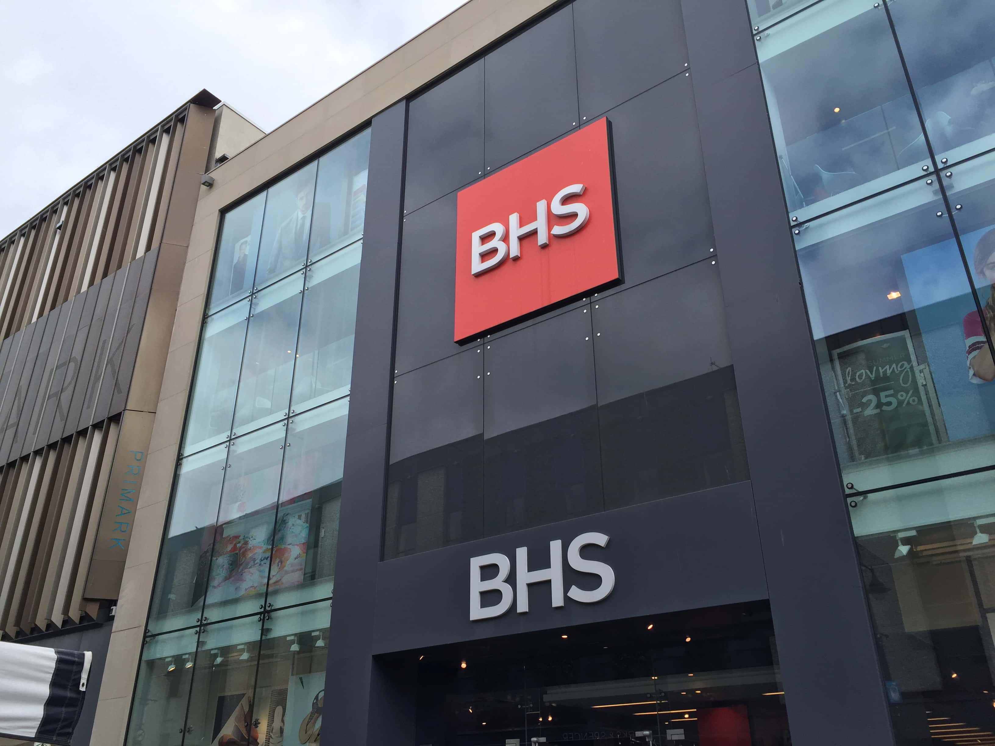 BHS stores across the north East will close. Picture by: Tom White / PA Wire/Press Association Images.