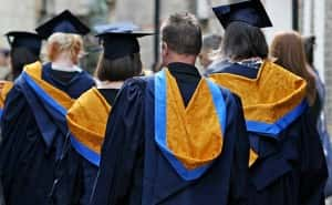 Region's graduates most likely to say they regret going to university