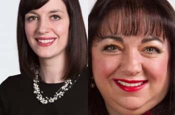 Sunderland MPS Bridget Phillipson & Sharon Hodgson