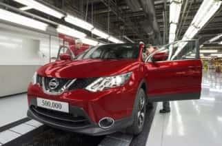 Sunderland jobs safe after new investment to Nissan plant