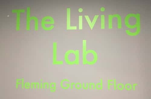 Living Lab launches at the University of Sunderland