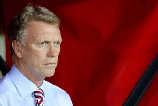 Sunderland's manager David Moyes