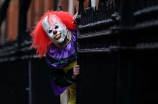 'Killer Clown' pranks spread throughout the North East