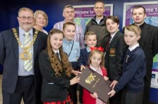 North East school pupils create new Bible