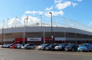 The Stadium of Light is set to host the sleepout Credit: Grace Howard