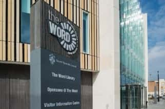 The National centre for the written word.