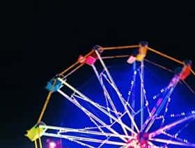 The Ferris Wheel at Houghton Feast