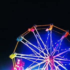 The Ferris Wheel at Houghton Feast