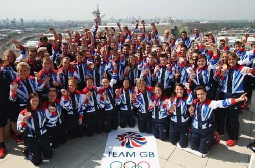 Sunderland athletes join Rio Olympic parade