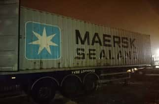 Container full of North East donations heads to Syria