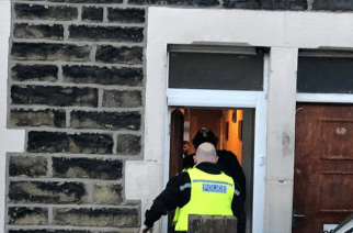 Five arrests made in Gateshead dawn raids