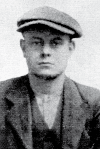 The photograph of Ridley used for his fake identification documents. (Image courtesy of NELSAM)