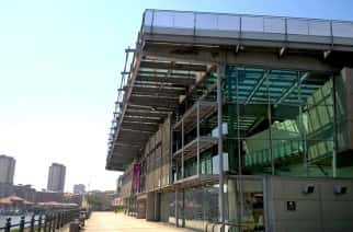 """The National Glass Centre aim to """"provide a sanitised venue, but not a sanitised experience""""."""