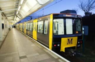 Nexus offers £1,000 reward after thieves steal Metro cable