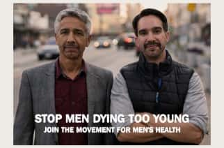 The Movember movement is all about drawing attention to men's health - and encouraging men to take better care of themselves.