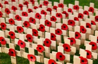 Remembrance day to be held online due to lockdown restrictions