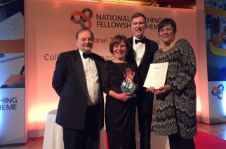 Northern Centre of Photography snaps up new national teaching award