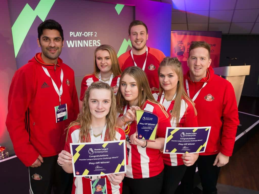 PREMIER LEAGUE ENTERPRISE CHALLENGE 2016/17 playoff 2 - 26th January 2017 at the home of STOKE CITY FC the bet365 Stadium