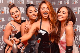 Little Mix win their first Brit Award