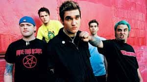 New Found Glory return to Newcastle 02 Academy
