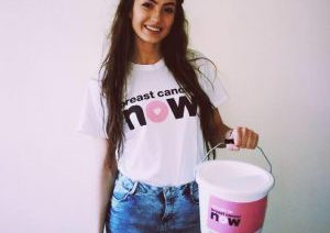 Student set to cycle from London to Paris to raise money for Breast Cancer Now