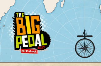Schools take on The Big Pedal cycle challenge as part of an exercise to get kids active.