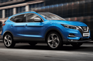 Nissan Sunderland's Qashqai has received a new look for turning ten