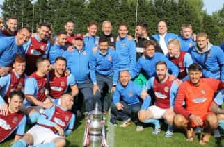South Shields FC: Pre-Wembley Media Day