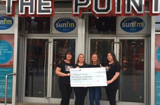 Sunderland event raises over £2,000 for Bradley Lowery