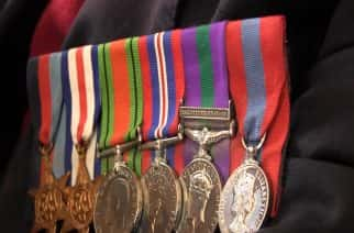 Wearside veteran set to receive the French Legion d'Honneur