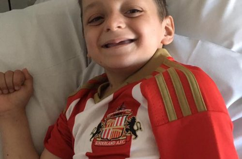 North East and the nation pay tribute to brave Bradley Lowery after he loses cancer fight