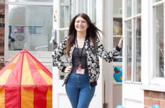 Blaydon mother who came to Sunderland University through clearing encouraging others to do the same