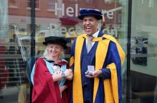 University of Sunderland Lecturer Receives 2017 Ruskin Medal