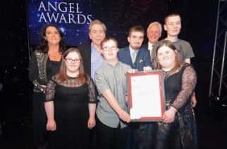 Historic England Angel Award winners