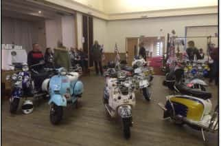 Scooters, skinheads and ska raise money for charity in Tynemouth event